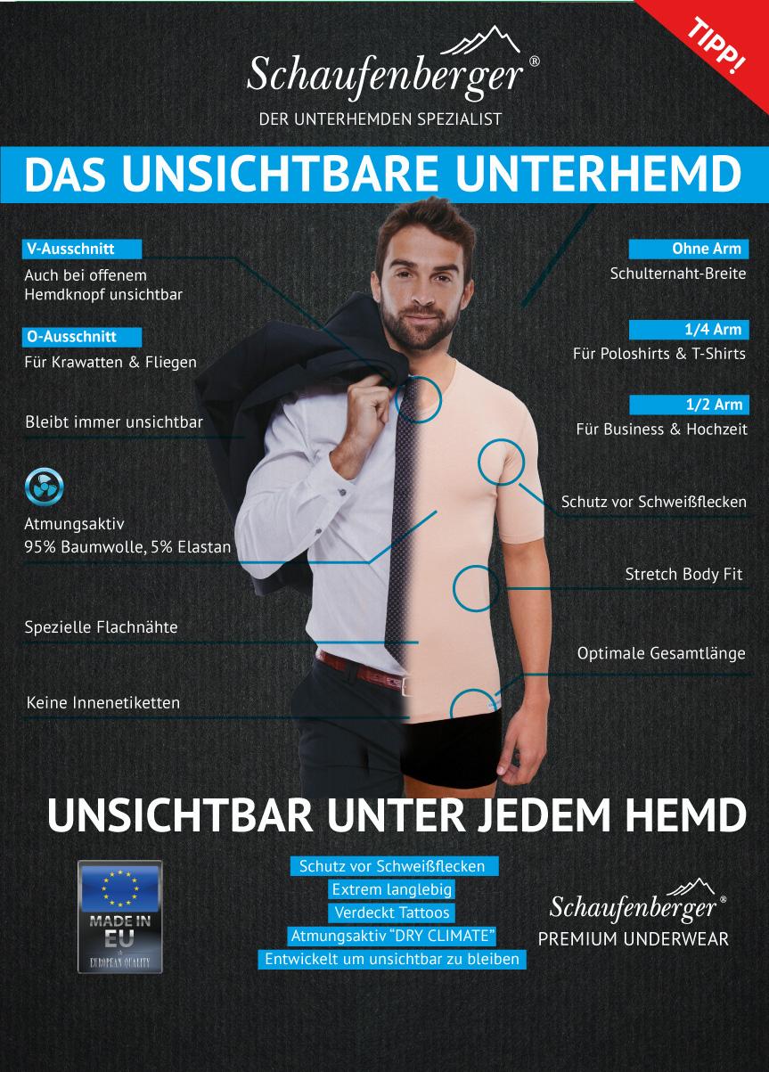 Business Unterhemd
