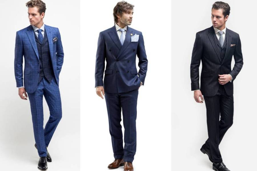 Anzug schneidern