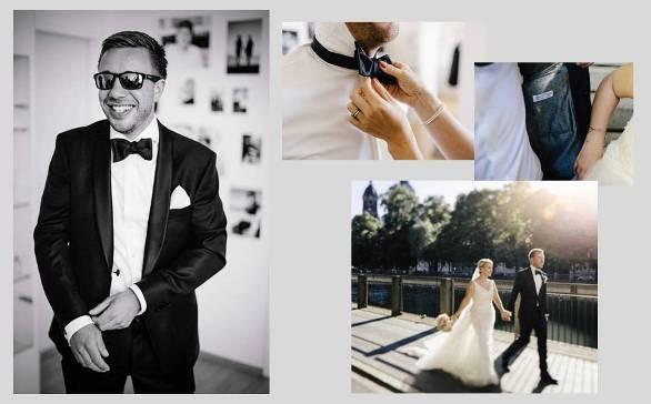 Wedding Anzug nach Maß