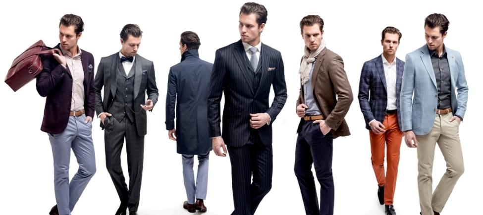 Herren Anzug maßgeschneidert